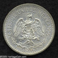 Mexico: , Mexico: Estados Unidos 50 Centavos 1905, KM445, lightly toned Unc.with some light scuffing....