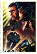 "Movie Posters:Science Fiction, Blade Runner (Warner Brothers, 1982). Printer's Proof Test Print(28"" X 41"") John Alvin Artwork.. ..."