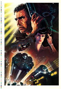"Blade Runner (Warner Brothers, 1982). Printer's Proof Test Print (28"" X 41"") John Alvin Artwork"
