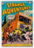 Golden Age (1938-1955):Science Fiction, Strange Adventures #26 (DC, 1952) Condition: FN+....