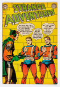 Golden Age (1938-1955):Science Fiction, Strange Adventures #27 (DC, 1952) Condition: FN/VF....