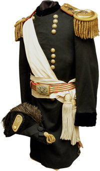 William Tecumseh Sherman: His Dress Uniform as General of the Army