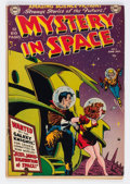 Golden Age (1938-1955):Science Fiction, Mystery in Space #2 (DC, 1951) Condition: VG/FN....
