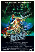"Movie Posters:Science Fiction, The Empire Strikes Back (20th Century Fox, 1980). Australian OneSheet (27"" X 40"") Noriyoshi Ohrai Artwork.. ..."