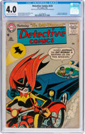 Silver Age (1956-1969):Superhero, Detective Comics #233 (DC, 1956) CGC VG 4.0 Cream to off-white pages....