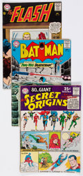 Silver Age (1956-1969):Miscellaneous, DC Silver Age Comics Group of 25 (DC, 1960s) Condition: Average VG.... (Total: 25 )