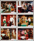 """Movie Posters:Drama, Bus Stop (20th Century Fox, 1956). Color Photo Set of 12 (8"""" X10""""). Drama.. ... (Total: 12 Items)"""