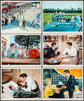 """Movie Posters:Elvis Presley, It Happened at the World's Fair (MGM, 1963). Color Photos (6) (8"""" X10""""). Elvis Presley.. ... (Total: 6 Items)"""