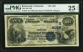 National Bank Notes:Tennessee, Rockwood, TN - $10 1882 Date Back Fr. 539 The First NB Ch. #(S)4169. ...