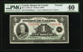 Canadian Currency, BC-2 $1 1935.. ...