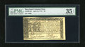 Colonial Notes:Maryland, Maryland April 10, 1774 $6 PMG Very Fine 35EPQ. A beautifulcirculated type note from this available colony which is very we...