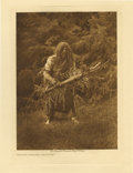 Photography:Official Photos, Edward S. Curtis Collection of 35 Volume Photogravures from TheNorth American Indian. The majority of this group is on ...(Total: 35 )