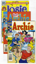 Modern Age (1980-Present):Humor, Archie Modern Age Group (Archie, 1984-94) Condition: AverageNM-.... (Total: 44)