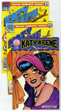 Modern Age (1980-Present):Humor, Katy Keene Group (Archie, 1983-90) Condition: Average NM-....(Total: 32)