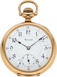 Howard, Ball Watch Co. Prototype Official RR Standard
