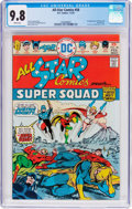 Bronze Age (1970-1979):Superhero, All Star Comics #58 (DC, 1976) CGC NM/MT 9.8 White pages....