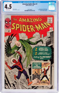Silver Age (1956-1969):Superhero, The Amazing Spider-Man #2 (Marvel, 1963) CGC VG+ 4.5 Off-white pages....
