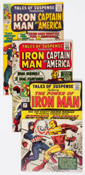 Silver Age (1956-1969):Superhero, Tales of Suspense Group of 19 (Marvel, 1964-67) Condition: Average VG/FN.... (Total: 19 Comic Books)