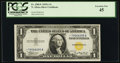 Small Size:World War II Emergency Notes, Fr. 2306* $1 1935A North Africa Silver Certificate. PCGS Extremely Fine 45.. ...