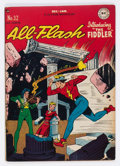 Golden Age (1938-1955):Superhero, All-Flash #32 (DC, 1948) Condition: Apparent FN/VF....