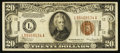 Small Size, Fr. 2305 $20 1934A Hawaii Federal Reserve Note. Very Fine-Extremely Fine.. ...