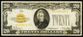 Small Size, Fr. 2402 $20 1928 Gold Certificate. Very Fine.. ...