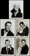 """Movie Posters:Comedy, Pillow Talk (Universal International, 1959 & R-1964). Photos (17) (8"""" X 10""""). Comedy.. ... (Total: 17 Items)"""