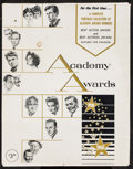 "Movie Posters:Academy Award Winners, Academy Awards Portfolio (International Sales Services, 1962). ArtPrints (70) (8.5"" X 10.5). Academy Award Winners.. ..."
