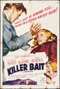 """Movie Posters:Film Noir, Too Late for Tears & Other Lot (Astor Pictures, R-1955). One Sheets (2) (27"""" X 41"""" & 26.75"""" X 40.5"""") Reissue Title: Killer... (Total: 10 Items)"""