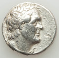 Ancients:Greek, Ancients: PTOLEMAIC EGYPT. Ptolemy II Philadelphus (285/4-246 BC).AR tetradrachm (14.12 gm). VF, scuffs, scratches....
