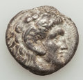 Ancients:Ancient Lots , Ancients: ANCIENT LOTS. Greek. Ca. 4th-3rd centuries BC. Lot of two(2) AR tetradrachms. About VF-VF.... (Total: 2 coins)