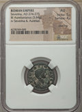 Ancients:Ancient Lots  , Ancients: ANCIENT LOTS. Roman Imperial. Ca. AD 274-285. Lot of two(2) BI antoniniani. NGC AU-Choice AU.... (Total: 2 coins)