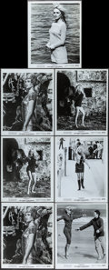 """Movie Posters:Foreign, Two Weeks in September (Paramount, 1967). Photos (21) (8"""" X 10""""). Foreign.. ... (Total: 21 Items)"""