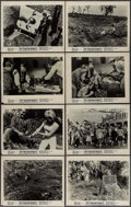 """Movie Posters:Horror, Two Thousand Maniacs (Box Office Spectaculars, 1964). Overall: Fine/Very Fine. Photos (8) (8"""" X 10""""). Horror.. ... (Total: 8 Items)"""