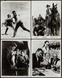 """The Unforgiven (United Artists, 1960). Photos (19) (8"""" X 10""""). Western. ... (Total: 19 Items)"""
