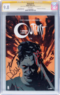 Modern Age (1980-Present):Horror, Outcast #1 Signature Series (Image, 2014) CGC NM/MT 9.8 White pages....