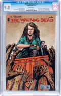 Modern Age (1980-Present):Horror, The Walking Dead #127 (Image, 2014) CGC NM/MT 9.8 White pages....