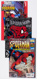 Modern Age (1980-Present):Superhero, Spider-Man Related Titles - Short Box Group (Marvel, 1990-2004) Condition: Average NM-....