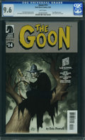 Modern Age (1980-Present):Horror, The Goon #14 (Dark Horse, 2005) CGC NM+ 9.6 WHITE pages.