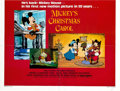Animation Art:Poster, Mickey's Christmas Carol Theatrical Poster and Lobby CardSet (Walt Disney, 1983).... (Total: 10 Items)
