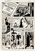 Original Comic Art:Panel Pages, Kevin Nowlan and Terry Austin Doctor Strange #57 Page 12 Original Art (Marvel, 1983)....