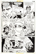 Original Comic Art:Panel Pages, John Calnan and Bob Smith World's Finest Comics #244 Story Page 3 Original Art (DC, 1977)....