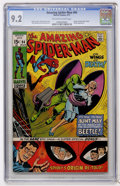 Bronze Age (1970-1979):Superhero, The Amazing Spider-Man #94 (Marvel, 1971) CGC NM- 9.2 Off-white to white pages....