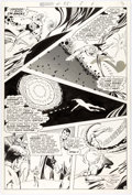 Original Comic Art:Panel Pages, Jim Aparo Aquaman #55 Story Page 3 Original Art (DC, 1971)....