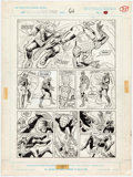 Original Comic Art:Panel Pages, Ross Andru and Mike Esposito Spider-Man: Fear Itself Page 35Original Art (Marvel, 1992)....