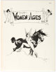 Frank Frazetta Women of the Ages Portfolio #584/1500 (Middle Earth, 1977)