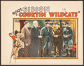 "Movie Posters:Western, Courtin' Wildcats (Universal, 1929). Very Fine-. Lobby Card (11"" X14""). Western.. ..."