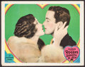 "Movie Posters:Romance, Someone to Love (Paramount, 1928). Lobby Card (11"" X 14"").Romance.. ..."