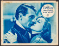 "Movie Posters:Romance, Today We Live (MGM, 1933). International Lobby Card (11"" X 14"").Romance.. ..."