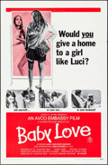 "Movie Posters:Bad Girl, Baby Love & Other Lot (Avco Embassy, 1969). One Sheets (2) (27""X 41""). Bad Girl.. ... (Total: 2 Items)"